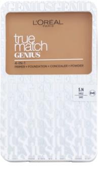 L'Oréal Paris True Match Genius Compact Foundation 4 In 1
