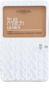 L'Oréal Paris True Match Genius kompaktní make-up 4 v 1