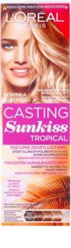 L'Oréal Paris Casting Sunkiss Tropical világosító spray természetes hajra