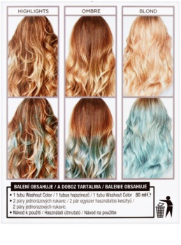 L'Oréal Paris Colorista Washout couleur temporaire pour cheveux