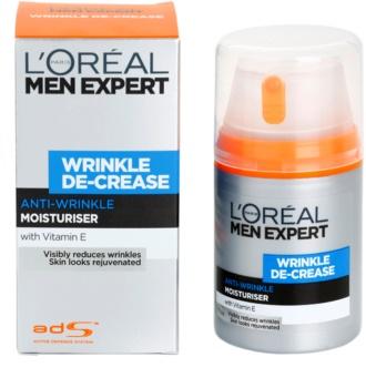 L'Oréal Paris Men Expert Wrinkle De-Crease Anti-Wrinkle Serum For Men
