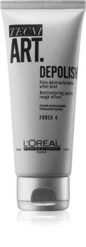 L'Oréal Professionnel Tecni.Art Depolish Styling Modelling Paste with Matte Effect