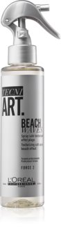 L'Oréal Professionnel Tecni.Art Beach Waves formendes Spray mit Meersalz