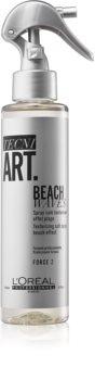 L'Oréal Professionnel Tecni.Art Beach Waves spray para dar forma al cabello con sal marina