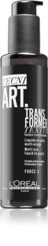 L'Oréal Professionnel Tecni.Art Transformation Lotion lait coiffant définition et forme