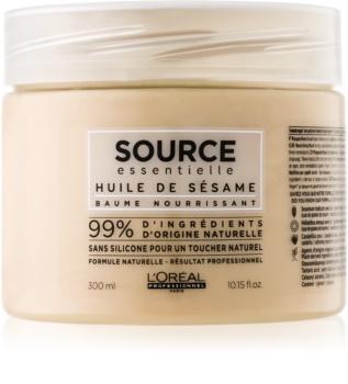 L'Oréal Professionnel Source Essentielle Sesame Oil maschera nutriente per capelli sensibili