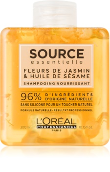L'Oréal Professionnel Source Essentielle Jasmine Flowers & Sesame Oil Nourishing Shampoo For Dry And Sensitised Hair