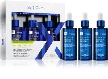 L'Oréal Professionnel Serioxyl Denser Hair kozmetički set za gustoću kose