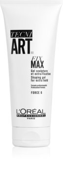 L'Oréal Professionnel Tecni.Art Fix Max gel za lase z močno fiksacijo