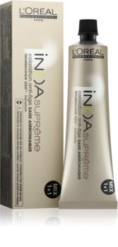 L'Oréal Professionnel Inoa Supreme barva za lase brez amoniaka