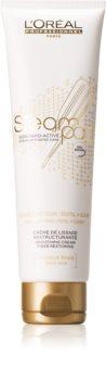 L'Oréal Professionnel Steampod crème de lissage restructurante pour protéger les cheveux contre la chaleur