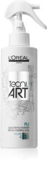 L'Oréal Professionnel Tecni Art Volume spray fixativ cu protectie termica