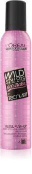 L'Oréal Professionnel Tecni Art Wild Stylers tvarující pěna pro vlasy bez objemu