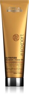 L'Oréal Professionnel Série Expert Nutrifier odżywczy krem do ochrony włosów przed wysoką temperaturą