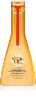 L'Oréal Professionnel Mythic Oil šampón pre husté a nepoddajné vlasy