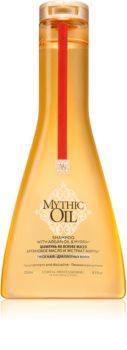 L'Oréal Professionnel Mythic Oil šampon pro husté a nepoddajné vlasy