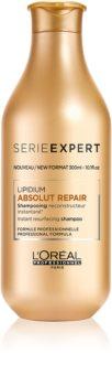 L'Oréal Professionnel Serie Expert Absolut Repair Lipidium sampon hranitor pentru par foarte deteriorat