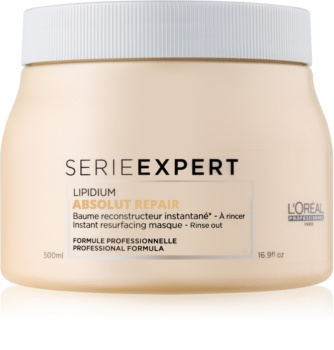L'Oréal Professionnel Série Expert Absolut Repair Lipidium máscara regeneradora para cabelo muito danificado