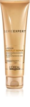 L'Oréal Professionnel Série Expert Absolut Repair Lipidium schützende regenerierende Creme für thermische Umformung von Haaren