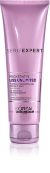 L'Oréal Professionnel Serie Expert Liss Unlimited крем-термозахист для розгладження неслухняного волосся