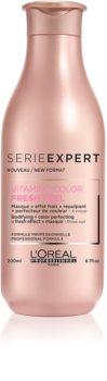 L'Oréal Professionnel Série Expert Vitamino Color Maske für die Haare für eine leuchtendere Haarfarbe