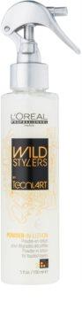 L'Oréal Professionnel Tecni Art Wild Stylers pudră minerală lichidă pentru textură