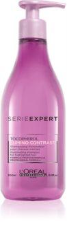 L'Oréal Professionnel Série Expert Lumino Contrast shampoing brillance pour cheveux méchés