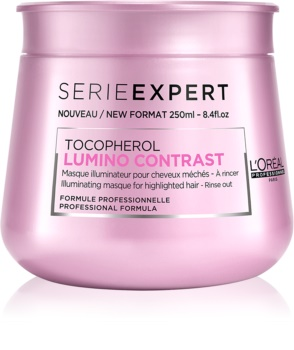 L'Oréal Professionnel Serie Expert Lumino Contrast Radiance Mask For Highlighted Hair