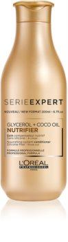 L'Oréal Professionnel Serie Expert Nutrifier vyživující kondicionér bez silikonů