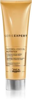 L'Oréal Professionnel Serie Expert Nutrifier hranilna in termo zaščitna krema
