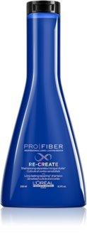 L'Oréal Professionnel Pro Fiber Re-Create Sampon érzékeny fejbőrre