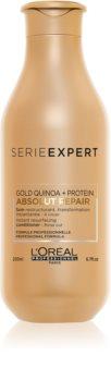 L'Oréal Professionnel Serie Expert Absolut Repair Gold Quinoa + Protein regeneracijska nega za zelo poškodovane lase