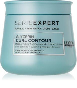 L'Oréal Professionnel Serie Expert Curl Contour haj maszk hullámos hajra