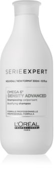 L'Oréal Professionnel Serie Expert Density Advanced shampoo to restore the density of the weakened hair