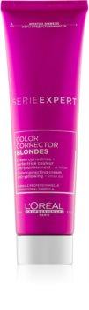 L'Oréal Professionnel Serie Expert Vitamino Color AOX korektivna krema za plavu kosu
