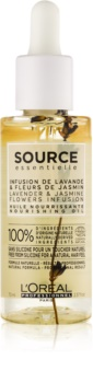 L'Oréal Professionnel Source Essentielle Lavender & Jasmine Flowers Infusion hranjivo ulje za osjetljivu kosu