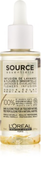 L'Oréal Professionnel Source Essentielle Lavender & Everlasting Flowers Infusion aceite para dar brillo al cabello teñido