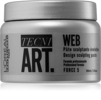 L'Oréal Professionnel Tecni.Art Web Desing Styling Paste For Structure And Shine