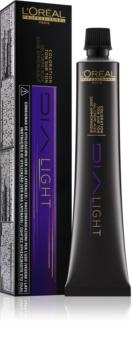L'Oréal Professionnel Dialight félig állandó hajfesték ammónia nélkül