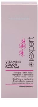 L'Oréal Professionnel Série Expert Vitamino Color AOX mascarilla con efecto refrescante para cabello teñido