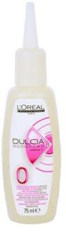 L'Oréal Professionnel Dulcia Advanced trvalá ondulace pro odolné přírodní vlasy