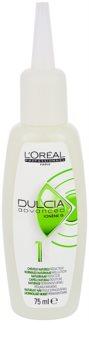 L'Oréal Professionnel Dulcia Advanced trvalá ondulácia pre prírodné vlasy