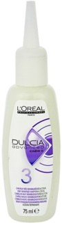 L'Oréal Professionnel Dulcia Advanced permanente per capelli ondulati per capelli molto secchi e sensibili