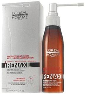 L'Oréal Professionnel Homme Renaxil kuracja przeciw wypadaniu włosów