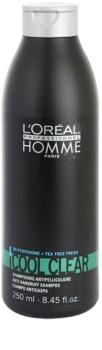 L'Oréal Professionnel Homme Cool Clear champú anticaspa