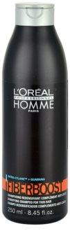 L'Oréal Professionnel Homme Fiberboost șampon densitatea parului