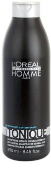 L'Oréal Professionnel Homme Tonique Tonique Nourishing Shampoo For Normal Hair
