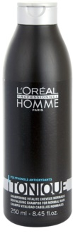 L'Oréal Professionnel Homme Tonique vyživující šampon pro normální vlasy