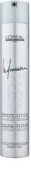 L'Oréal Professionnel Infinium Pure hypoallergene haarlak Lichte Hold