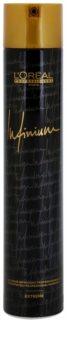 L'Oréal Professionnel Infinium profesionálny lak na vlasy extra silné spevnenie
